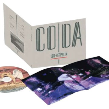 Coda (Reissue) CD
