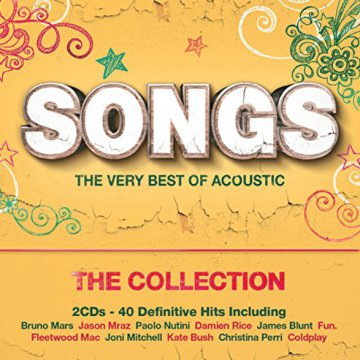 Songs - The Very Best of Acoustic - The Collection CD