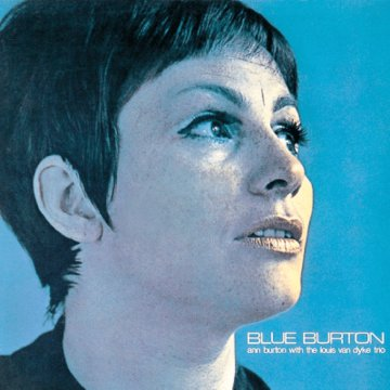 Blue Burton CD