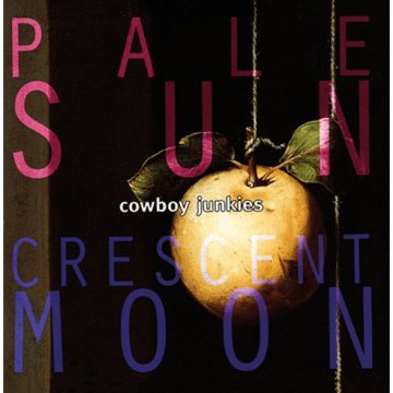 Pale Sun, Crescent Moon CD