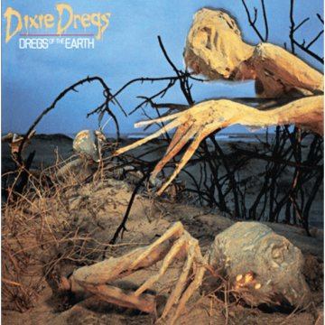 Dregs of The Earth CD