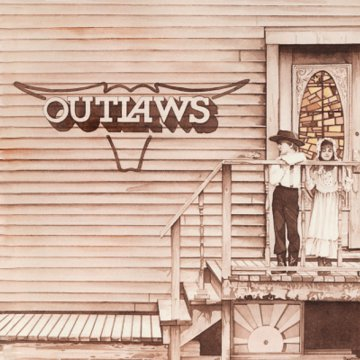 Outlaws CD