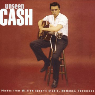Unseen Cash - Photos From William Speer's Studio, Memphis, Tennessee LP