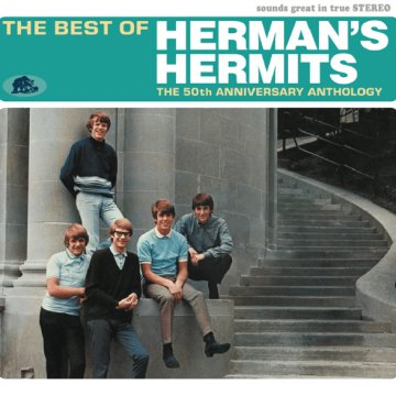 The Best of Herman's Hermits - 50th Anniversary Anthology CD