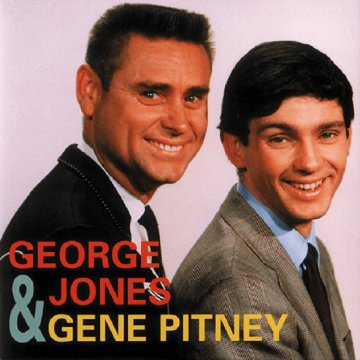 George Jones & Gene Pitney CD
