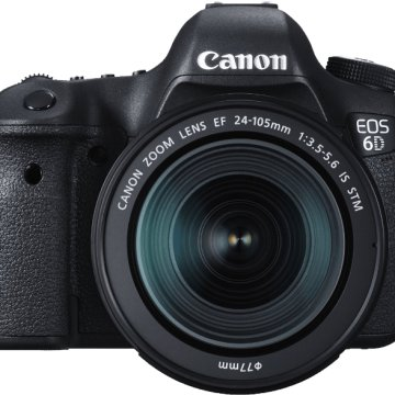 EOS 6D + 24-105 mm IS STM Kit