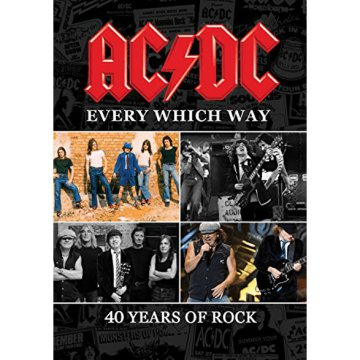 Every Which Way - 40 Years of Rock DVD