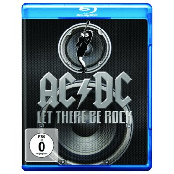 Let There Be Rock Blu-ray