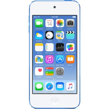 iPod touch 16GB, kék