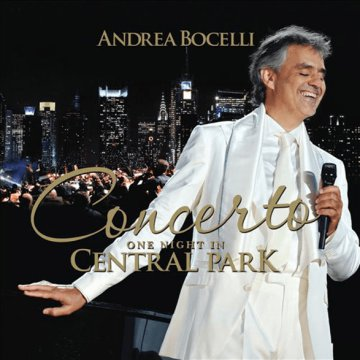 Concerto - One Night in Central Park (Remastered) CD