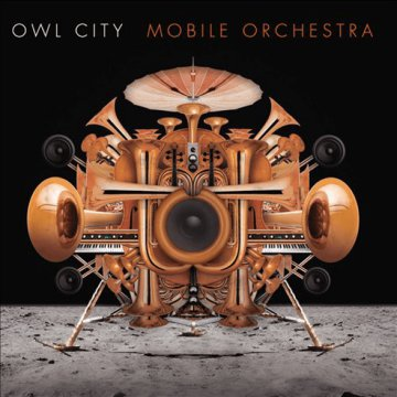 Mobile Orchestra CD