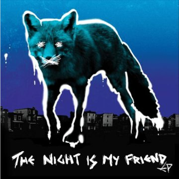 The Night Is My Friend EP CD