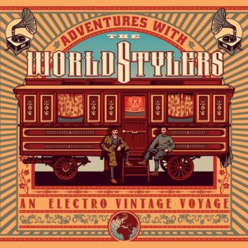 Adventures with The Worldstylers CD