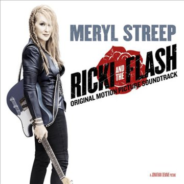 Ricki and the Flash (Original Motion Picture Soundtrack) (Dübörög a szív) CD