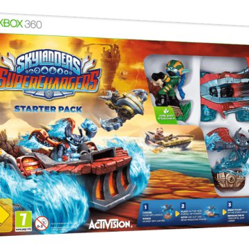 Skylanders SuperChargers: Starter Pack Xbox 360