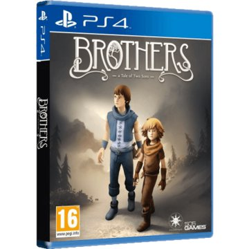 Brothers: A Tale of Two Sons PS4