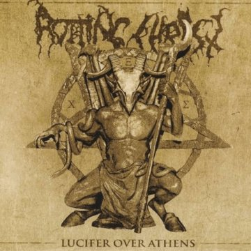 Lucifer Over Athens (Limited Edition Digipak) CD