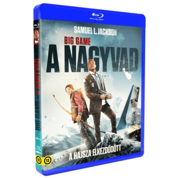 Big Game - A Nagyvad Blu-ray