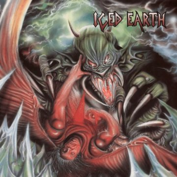 Iced Earth (Re-Issue) LP