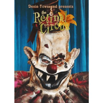 The Retinal Circus (Limited Box Set) Blu-ray+DVD+CD