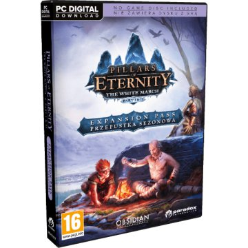 Pillars of Eternity: The White March Expansion Pass PC