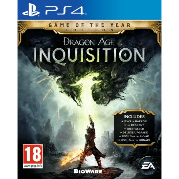 Dragon Age: Inquisition - Game Of The Year PS4