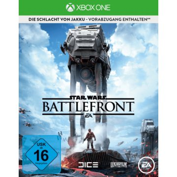 Star Wars: Battlefront - D1 Edition Xbox One