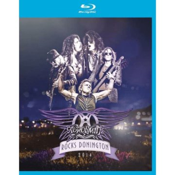Rocks Donington - 2014 Blu-ray