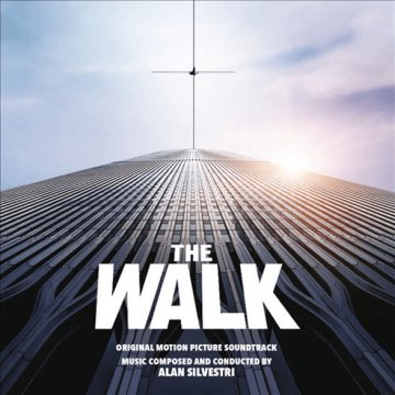 The Walk (Original Motion Picture Soundtrack) (Kötéltánc) CD
