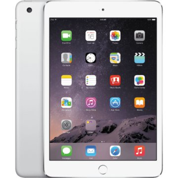 iPad mini 4 Wifi 128GB ezüst (mk9p2hc/a)