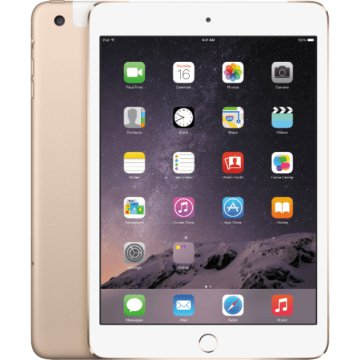 iPad mini 4 Wifi + 4G 16GB arany (mk712hc/a)