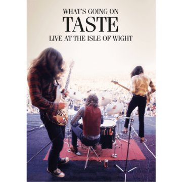 What's Going on Taste - Live at the Isle of Wight 1970 DVD