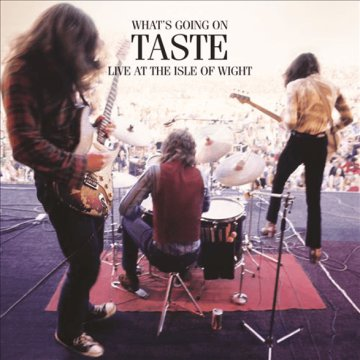 What's Going on Taste - Live at the Isle of Wight 1970 CD