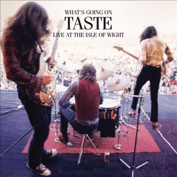 What's Going on Taste - Live at the Isle of Wight 1970 LP