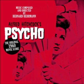 Alfred Hitchcock's Psycho LP