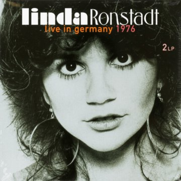Live in Germany 1976 LP