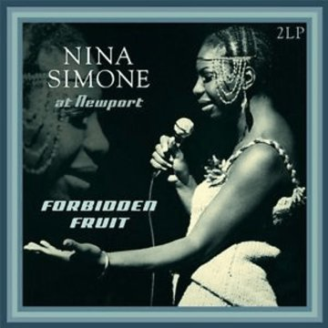 Nina Simone at Newport - Forbidden Fruit LP