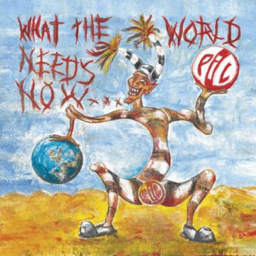 What The World Needs Now... CD