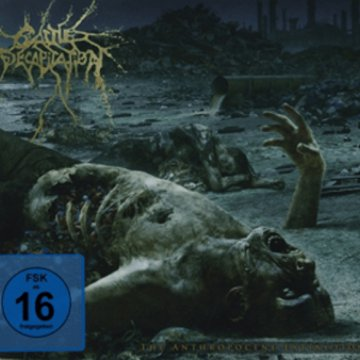 The Anthropocene Extinction (Deluxe Edition) CD+DVD