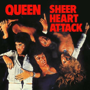 Sheer Heart Attack LP