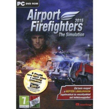 Airport Firefighters 2015 (PC)
