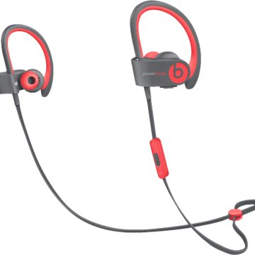 PowerBeats 2 wireless piros headset (MKPY2ZM)