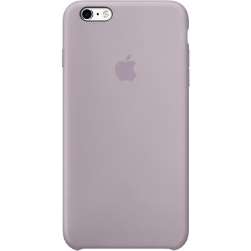 iPhone 6S Plus szilikon tok lavender (MLD02)