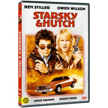Starsky & Hutch DVD