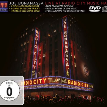 Live At Radio City Music Hall 2015 CD+DVD