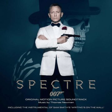James Bond - Spectre (James Bond - A Fantom visszatér) CD