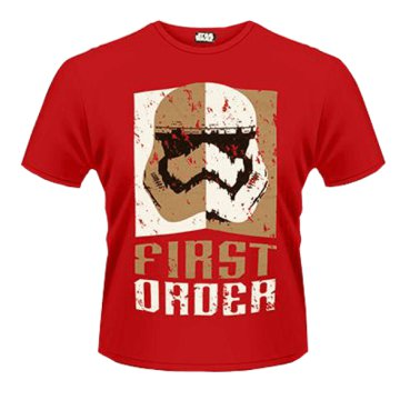 Star Wars The Force Awakens - Stormtrooper First Order T-Shirt XL