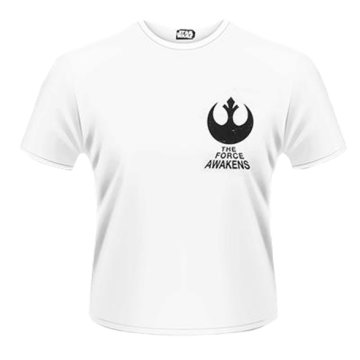 Star Wars The Force Awakens - X-Wing Fighter Rear T-Shirt L