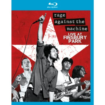 Live at Finsbury Park Blu-ray