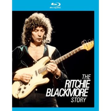 The Ritchie Blackmore Story Blu-ray